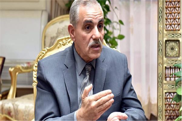 اللواء جمال نور الدين - محافظ أسيوط