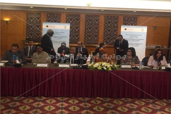 وزير التنمية المحلية: نقل التجربة المصرية في القضاء على العشوائيات لقارة الأفريقية