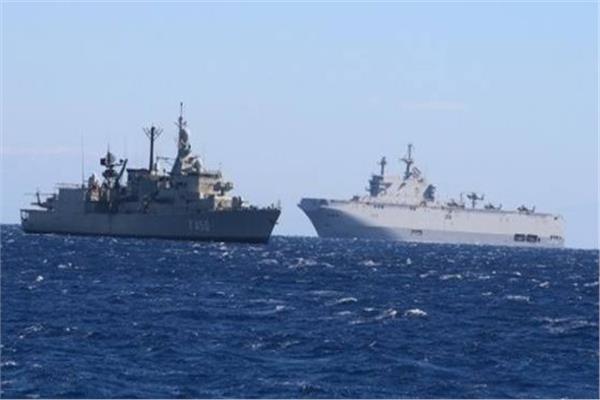 كوريا الجنوبية تجري تدريبات الإنقاذ البحري على نطاق واسع
