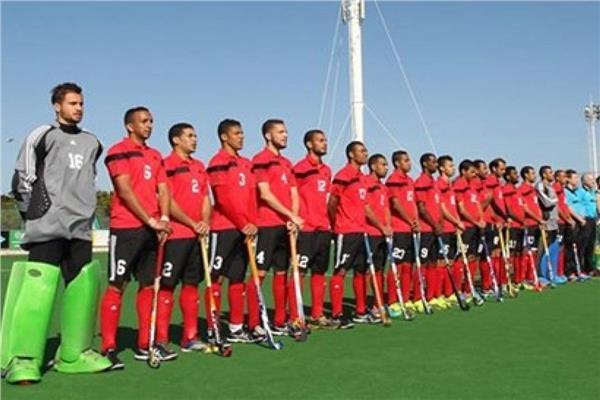 منتخب مصر للهوكي يواجه اسكتلندا اليوم ضمن سلسلة اللقاءات المؤهلة لأولمبياد طوكيو بفرنسا