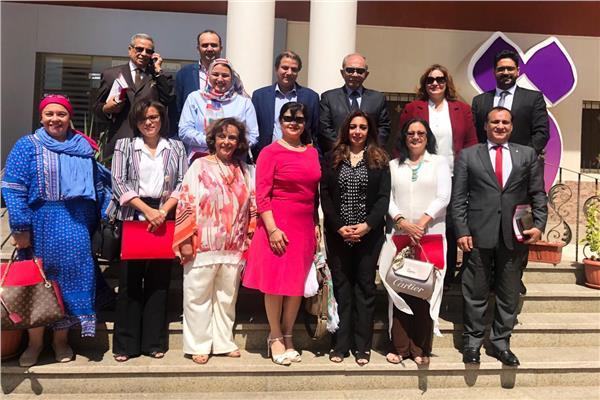 اجتماع لجنة الفن والقوى الناعمة