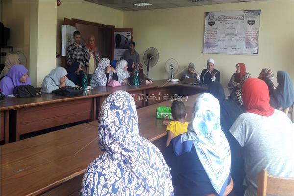 ملتقى التوعية عن أضرار ختان الإناث بالمنوفية