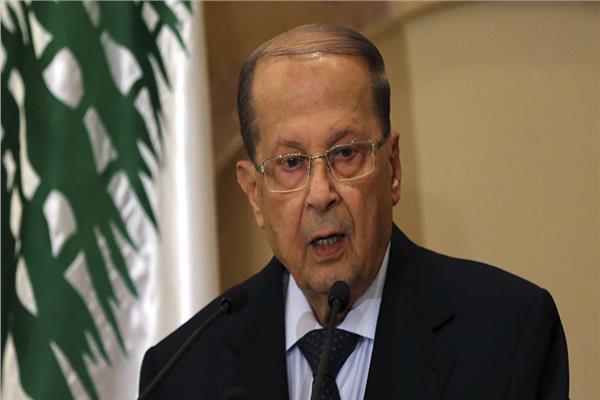 الرئيس اللبناني: نحظى باستقرار أمني كبير .. ونجحنا في دحر الإرهاب