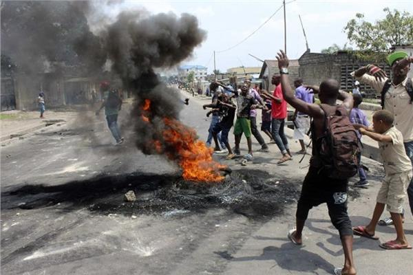 العنف بالكونجو
