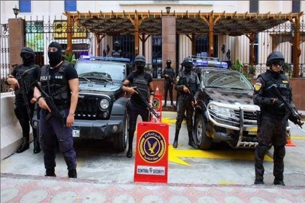 استمرار الانتشار الأمني المُكثف لرجال الشرطة