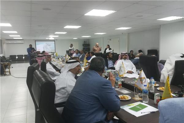 وفد مستثمرين سعودي يزور مدينة العلمين الجديدة
