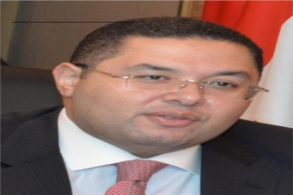المهندس أيمن حسين - وكيل محافظ البنك المركزي