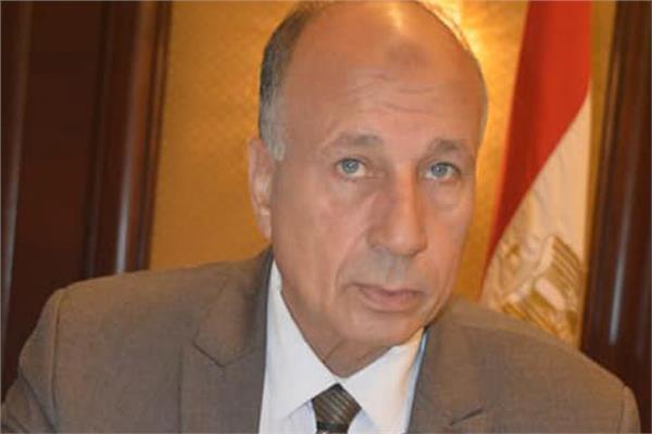 المهندس محمد محمد عبدالعاطى رئيس مصلحة الميكانيكا والكهرباء