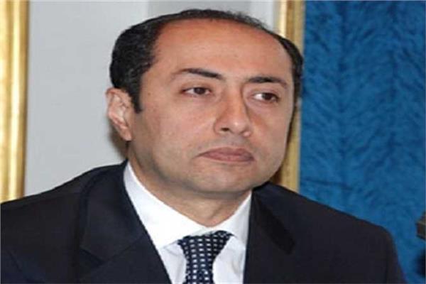 السفير حسام زكي الأمين العام المساعد للجامعة العربية