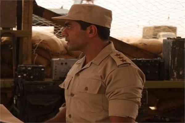 أحمد فلوكس في مشهد من فيلم الممر