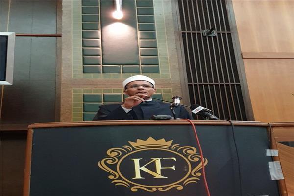 الشيخ صالح عباس