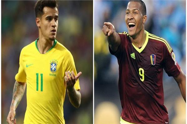 فنزويلا والبرازيل
