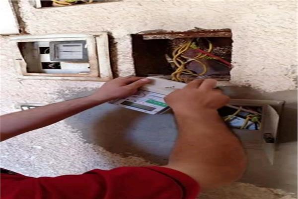جهاز تنمية مدينة العبور يشُن حملة مكبرة لغلق وتشميع الوحدات المخالفة بالمدينة