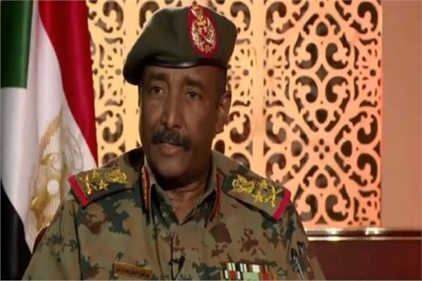 رئيس المجلس الانتقالي السوداني
