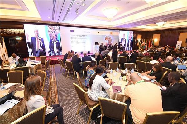 """مؤتمر """"المدن الأفريقية – قاطرة التنمية المستدامة"""""""