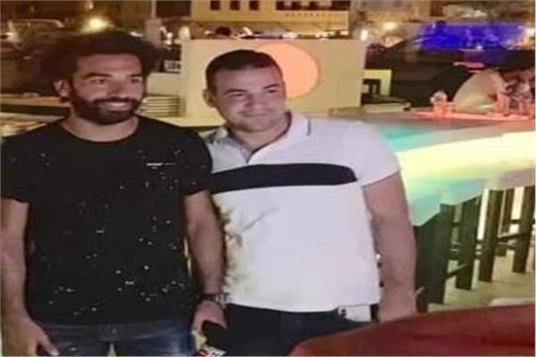 محمد الأباصيري ومحمد صلاح