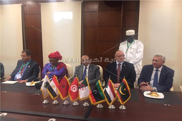 افتتاح فرع المكتب الإقليمي لشمال إفريقيا