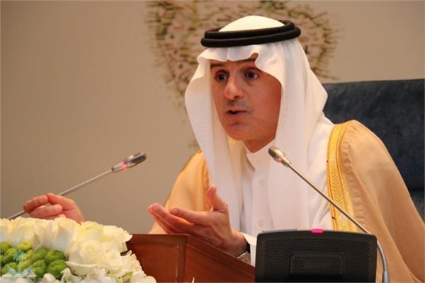 وزير الدولة السعودي للشؤن الخارجية عادل الجبير