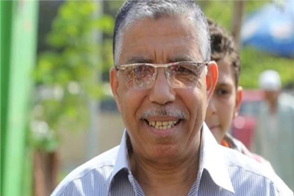 اللواء محمد الغباشي  مساعد رئيس حزب حماة وطن