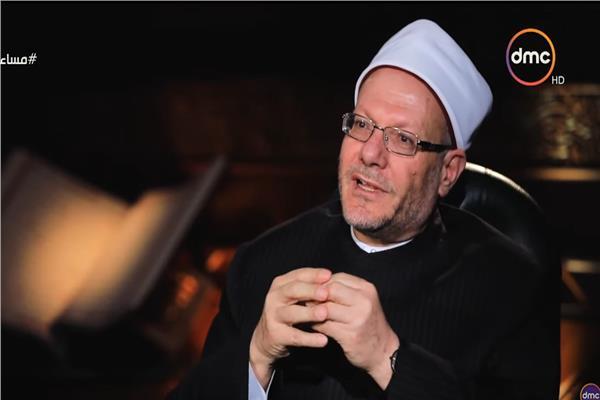 مفتي الديار المصرية الدكتور شوقي علام