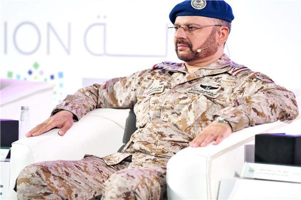 رئيس هيئة الأركان العامة السعودية الفريق الأول الركن فياض بن حامد الرويلي
