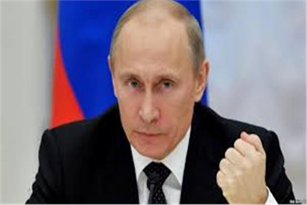 الروسي فلاديمير بوتين
