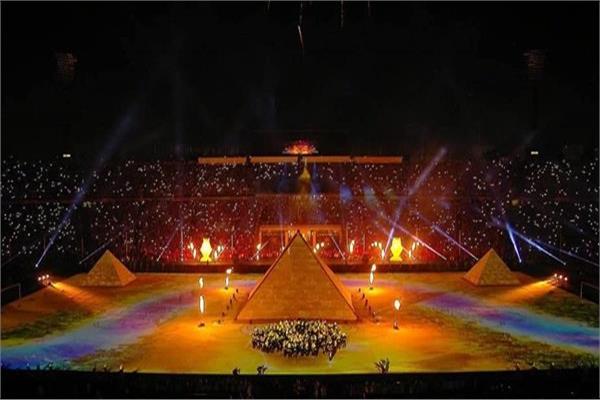 حفل افتتاح كأس الأمم الافريقية