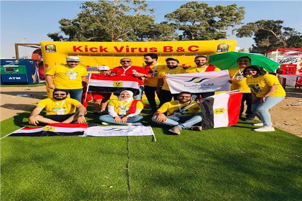 """«مكتشف سوفالدي» يُطلق حملة للقضاء على """"فيروس سي"""" من أرض مصر"""