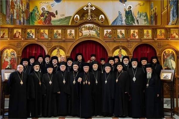 سينودس أساقفة الكنيسة البطريركيَّة للروم الملكيّين الكاثوليك يصدر بيانه الختامي