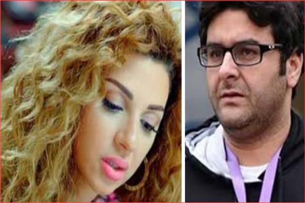 وليد منصور وميريام فارس