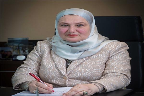 ميرفت سلطان رئيس البنك المصري لتنمية الصادرات