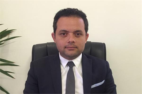 المهندس أحمد الزيات عضو جمعية رجال الأعمال المصريين
