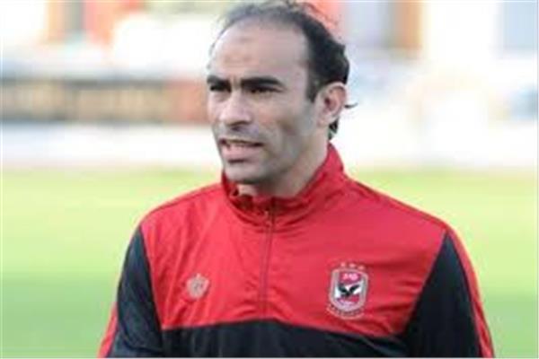 سيد عبدالحفيظ مدير الكرة بالنادي
