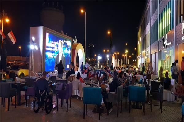 """افتتاح مول """"ميدتاون القاهرة الجديدة"""""""
