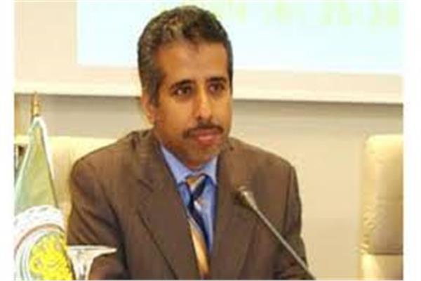 د.محمد بن على كومان الأمين العام لمجلس وزراء الداخلية العرب