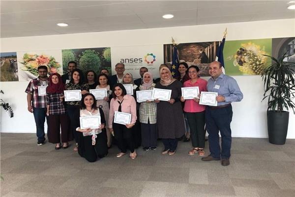 تدريب 12 خبيرًا عربيًا في مجال تقييم المخاطر الغذائية