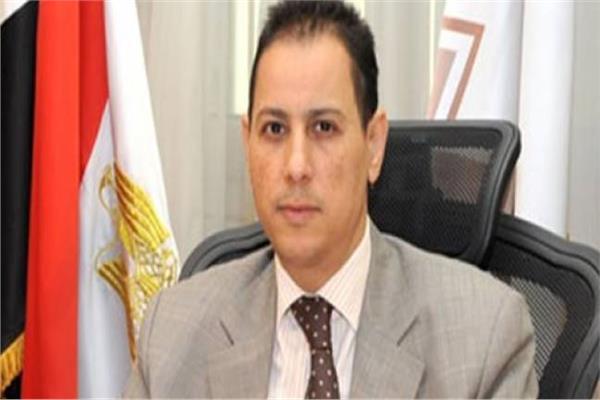 رئيس الرقابة المالية الدكتور محمد عمران