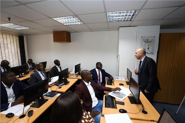 تدريب الكوادر المصرفية الإفريقية بالمعهد المصرفي المصري