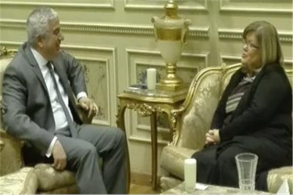 سفيرة سلوفينيا بالقاهرة تؤكد العلاقات الممتازة مع مصر في كافة المجالات