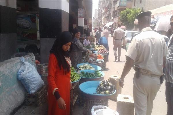 محافظ البحيرة: رفع ٣٧٩١ حالة إشغال بمدينة دمنهور خلال أسبوع
