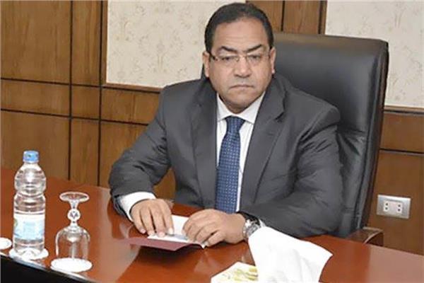 رئيس الجهاز المركزي للتنظيم والإدارة