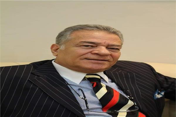 الدكتور أحمد نوار عميد كلية الفنون الجميلة الأسبق بجامعة المنيا