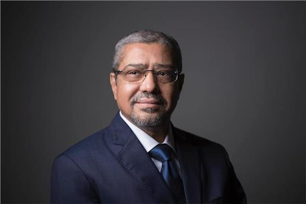 إبراهيم العربى رئيس مجلس الأعمال المصرى