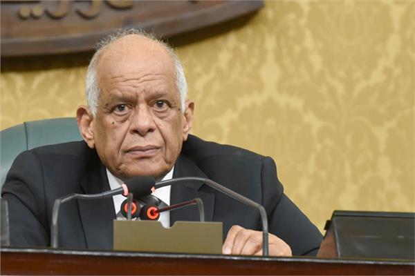رئيس مجلس النواب الدكتور علي عبدالعال