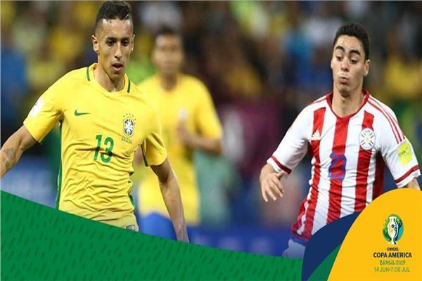 البرازيل و باراجواي