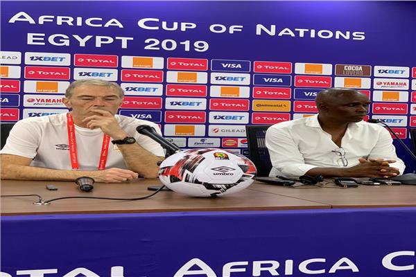 مواعيد المؤتمرات الصحفية لمنتخبات المجموعة السادسة بأمم إفريقيا