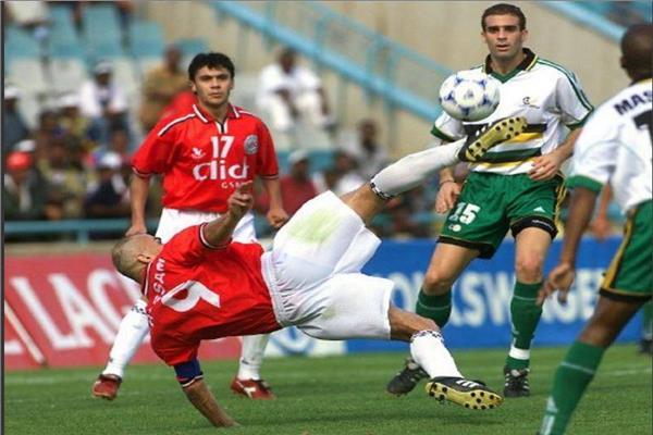 حسام حسن أمام جنوب إفريقيا