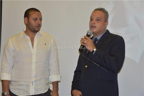 حفل تأبين المخرج محمد النجار
