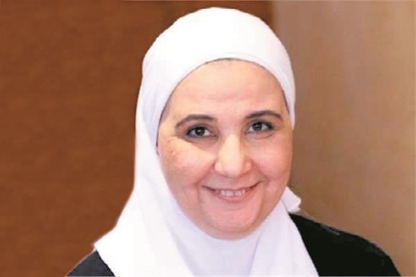الدكتورة نيفين القباج - نائب وزيرة التضامن