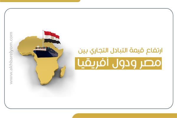 ارتفاع قيمة التبادل التجاري بين مصر ودول أفريقيا لـ6.9 مليار دولار